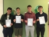 Congratulations to our Leaving Certs on their excellent results